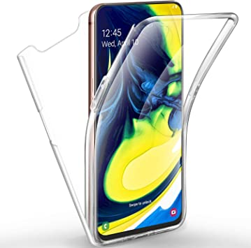 ivencase Funda Samsung Galaxy A80, Ultra Slim Doble Cara Carcasa ...