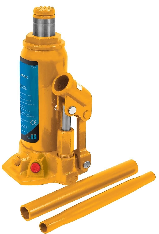 POLCO POLC7 - Martinetto idraulico, 4 ton Custom Accessories Europe Limited