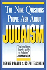 Nine Questions People Ask About Judaism Paperback