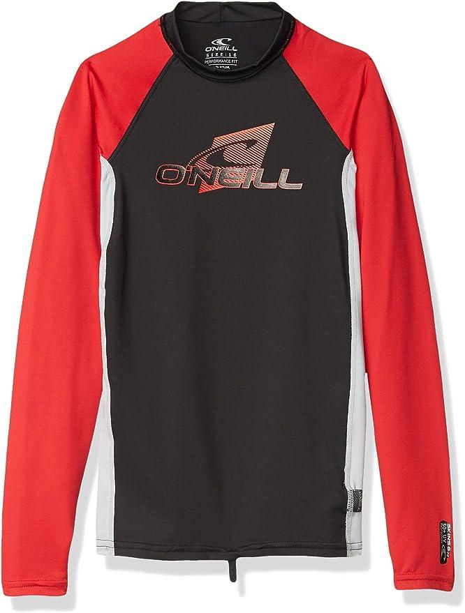 Short Sleeve Sun Shirt ONeill Wetsuits Unisex-Teen Oneill Youth Premium Skins UPF 50