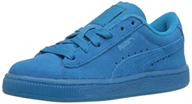 465f986160b PUMA Suede JR Classic Sneaker (Little Kid Big Kid)