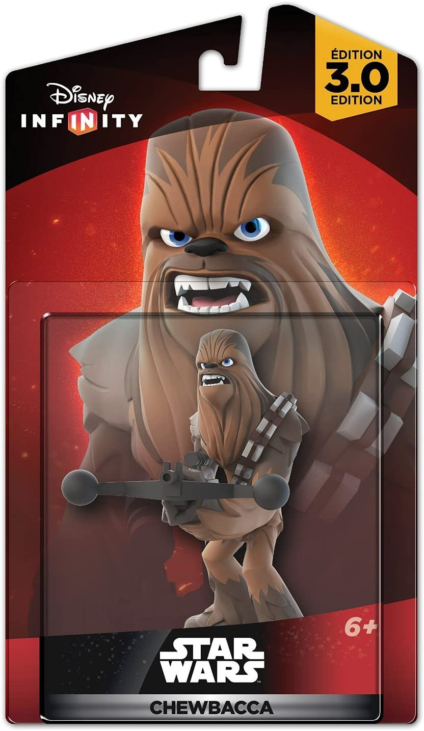 Disney Infinity 3.0 Edition: Star Wars Chewbacca Game Figure
