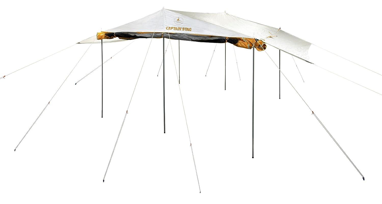 キャプテンスタッグ(CAPTAIN STAG) BBQ用 テント タープ キャノピー付き サンシェード レジーナメッシュM-3166 B000AR4T00
