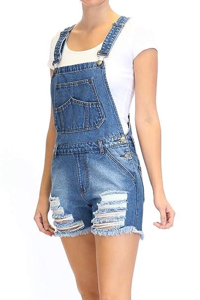 Amazon.com: TwiinSisters - Pantalones cortos para mujer 100 ...