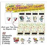 MFM Toys My Responsibility Chart