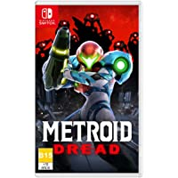 Metroid Dread - Standard Edition - Nintendo Switch