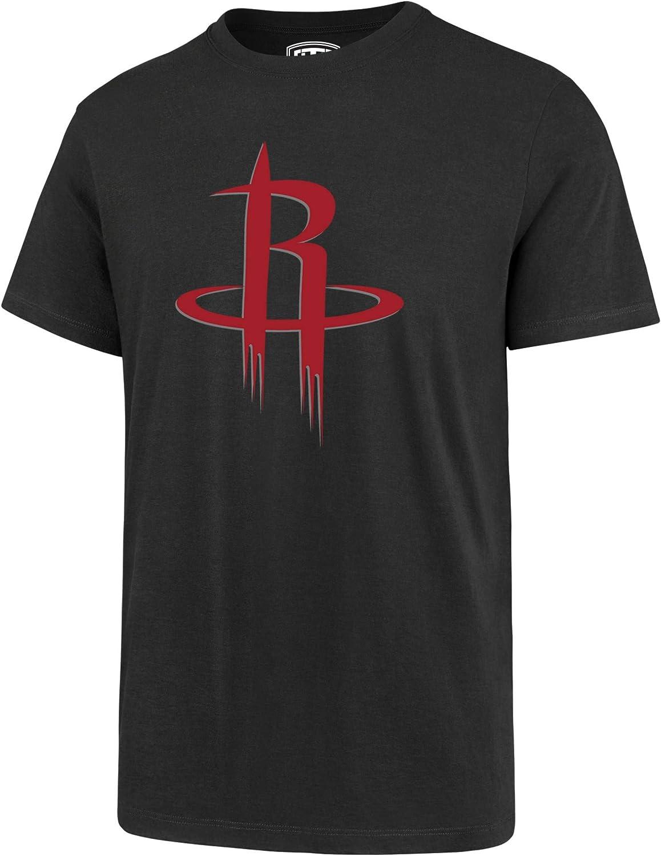 OTS mens Player Rival Tee NBA XX-Large Charcoal Houston Rockets James Harden