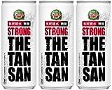 コカ・コーラ カナダドライ ザ・タンサン ストロング 250ml缶×3本