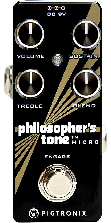 Pigtronix Philosopher's Tone Micro Philosopher' sToneMicro