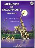 Methode de Saxophone pour Débutants + CD --- Saxophone