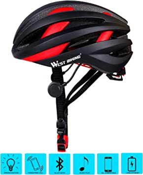West ciclismo casco de bicicleta para adultos Mujeres Hombres ...