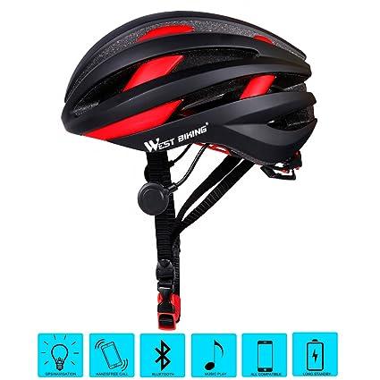 West ciclismo casco de bicicleta para adultos Mujeres ...