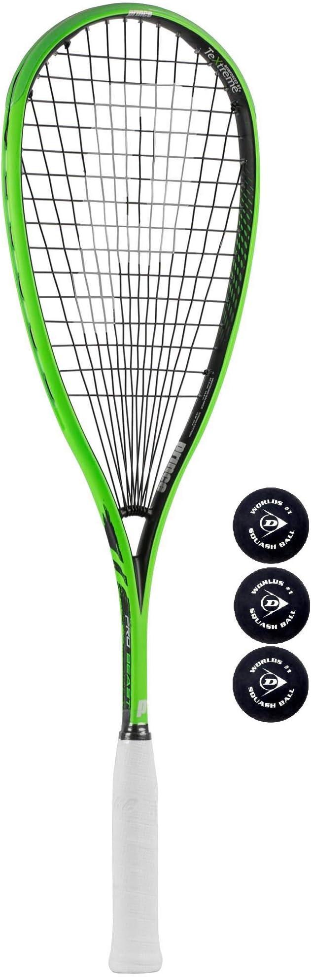 Prince Pro Beast 750 - Raqueta de Squash (Varios Opciones): Amazon ...