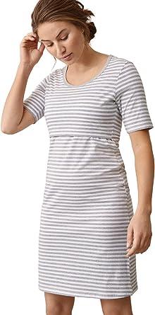 Boob Camisón Premamá para Embarazadas Pijama Premamá de Maternidad y Lactancia en Algodon Organico: Amazon.es: Ropa y accesorios