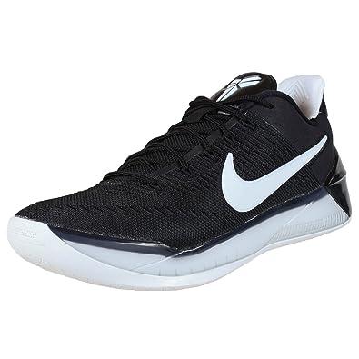 best sneakers 5e66b a93ee Nike Men s Kobe A. D. Basketball Shoes Black White 852425-001 (11. 5