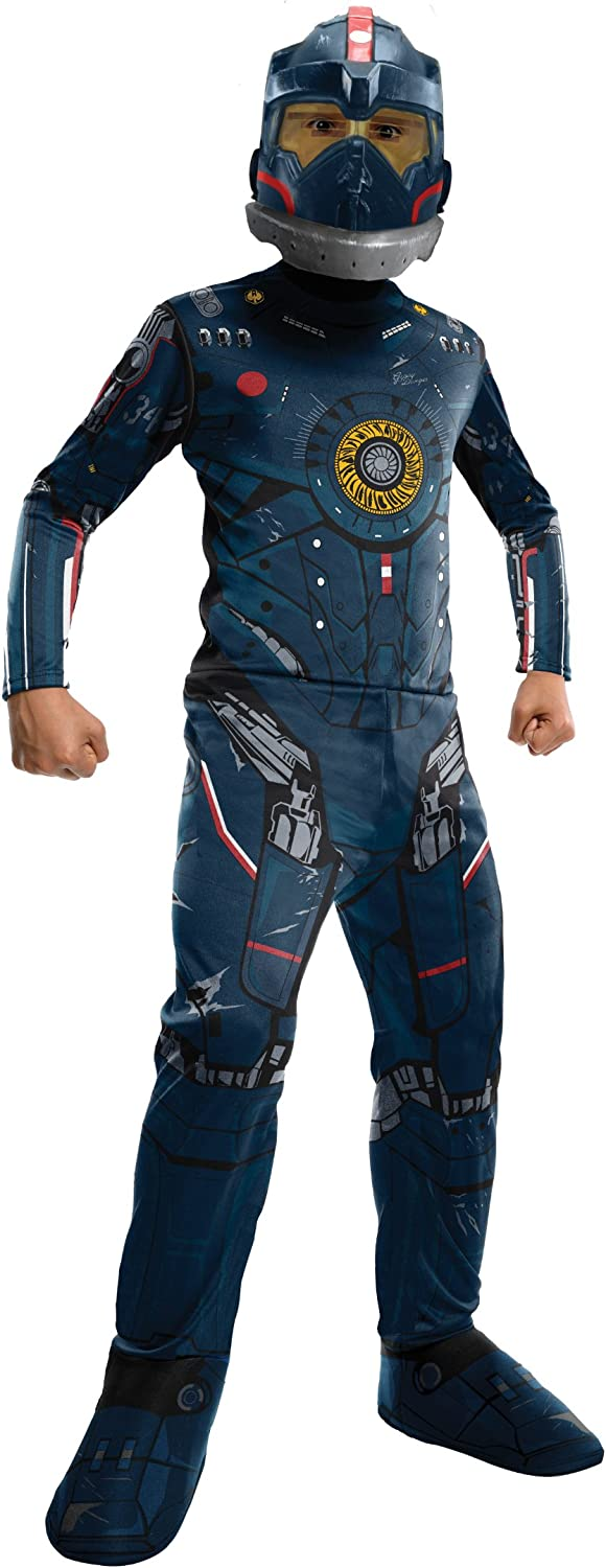 Pacific Rim Gipsy Danger Costume Child Medium: Amazon.es: Juguetes ...