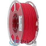 3D Prima  3DPPLA175MG  Print Filament, PLA, 1.75 mm, 1 kg Spool, Magenta