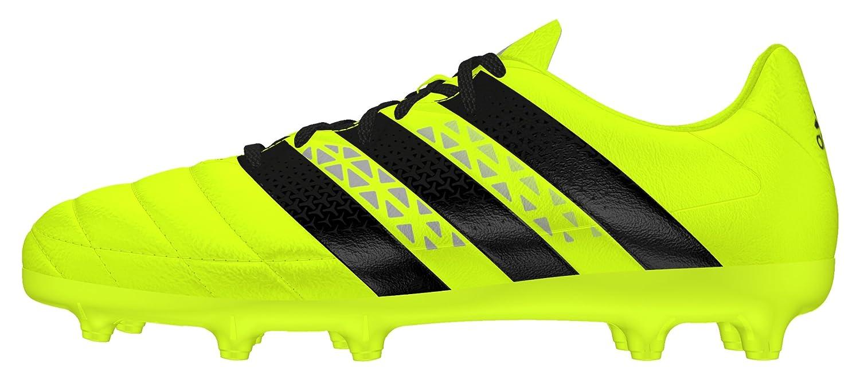 Adidas Jungen Ace 16.3 Fg J Leder Fußballschuhe