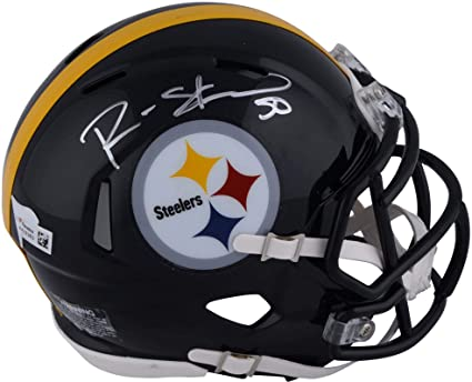 brand new e6730 bc2e6 Amazon.com: Ryan Shazier Pittsburgh Steelers Autographed ...