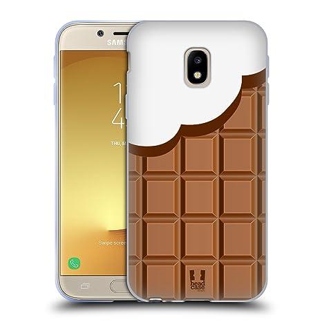 coque en forme de chocolat samsung galaci j5 2017