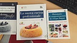questo libro fatto per studenti o anche appassionati di cucina e che vogliono intraprendere un percorso nuovo troverete tutto quello che vi serve in