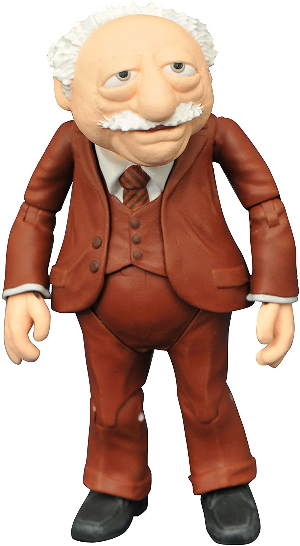 Muppets The jan168645/Select Series 2/Statler und waldorfd Action Figur