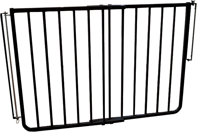 Cardinal Gates Outdoor Safety Gate, Black