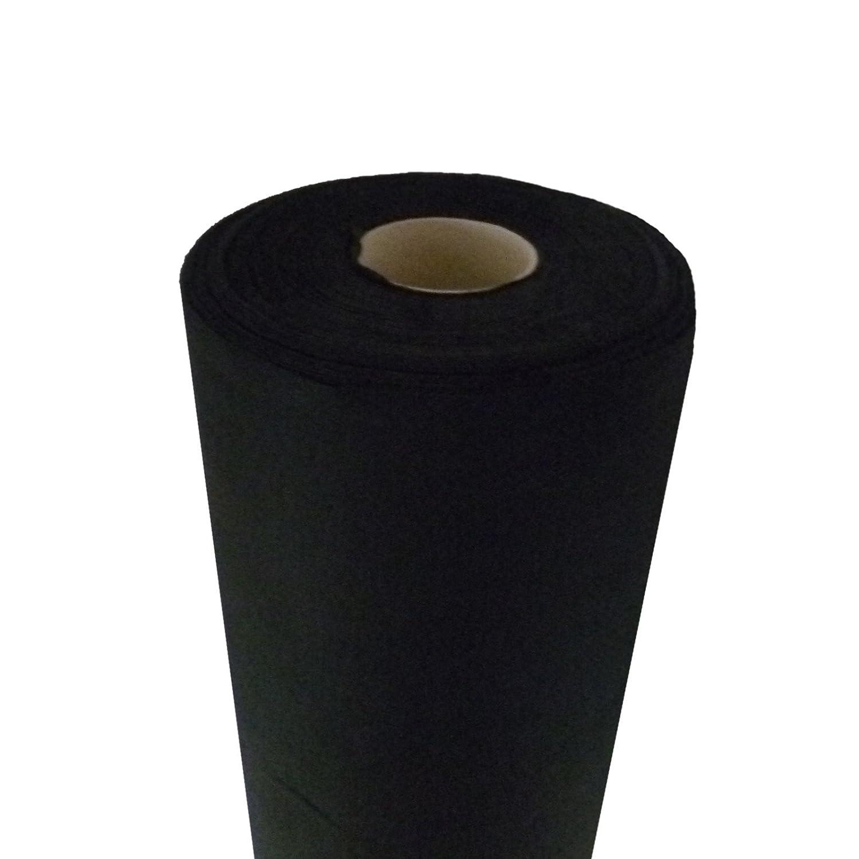 140m Unkrautvlies Gartenvlies Mulchvlies Bodengewebe 150g 1m breit PES