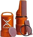 Exotac MATCHCAP XL Waterproof Match Case