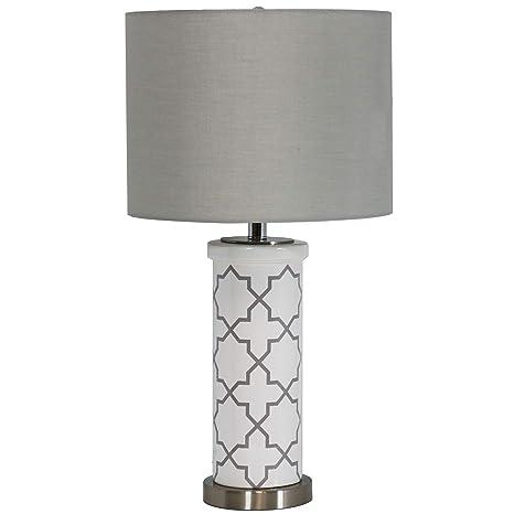 Amazon.com: CASL Brands - Lámpara de mesa con base ...
