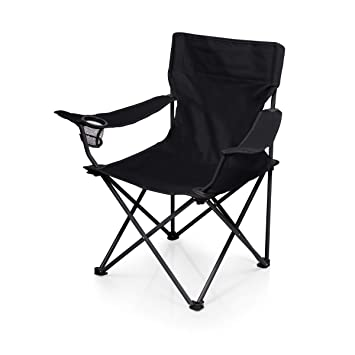 Amazon.com: Picnic Time PTZ - Silla plegable portátil para ...