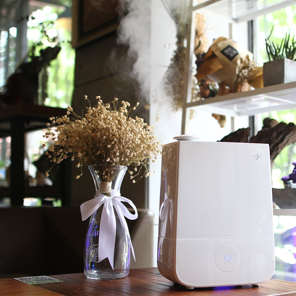 Cool Mist Joly Joy Humidifier, 4L Ultrasonic Humidifier diffuser with Whisper-quiet Operation