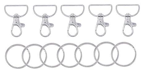 Amazon.com: Mandala Crafts - Cierres de gancho giratorios de ...
