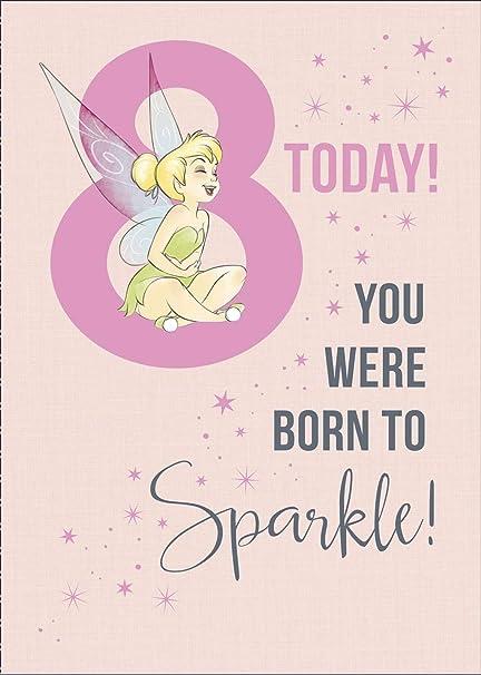 Tarjeta de felicitación de cumpleaños para niña, diseño de ...
