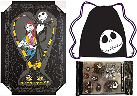 Halloween Town Movie Drawing.Amazon Com Art Jack Cute Nightmare Pack Before Christmas