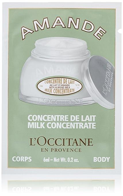 Amazon.com: LOccitane, Concentrado de leche de almendras ...