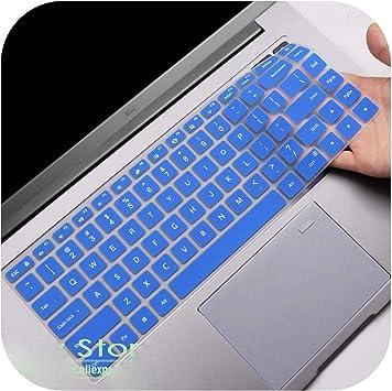 Protector de teclado de silicona para ordenador portátil ...