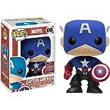 Vinyl Figure POP. Marvel Captain America 2017Exclusive