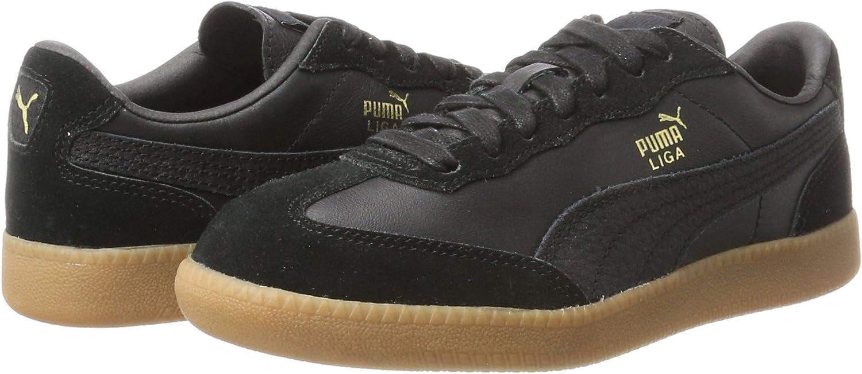PUMA Liga Leather, Sneakers Basses Mixte