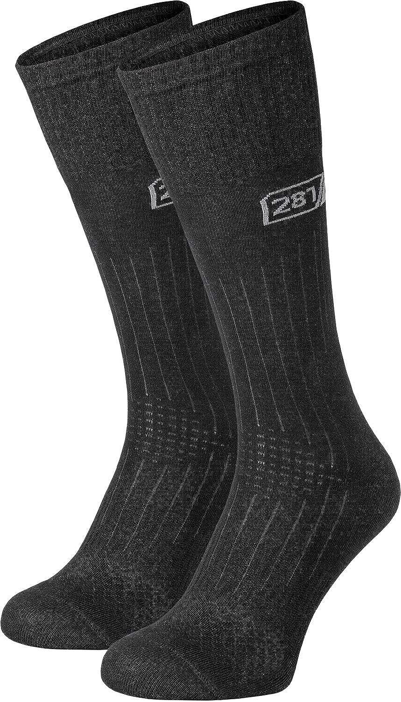 Tactical Trekking Hiking 281Z Military Lightweight Boot Socks Outdoor Athletic Sport Black