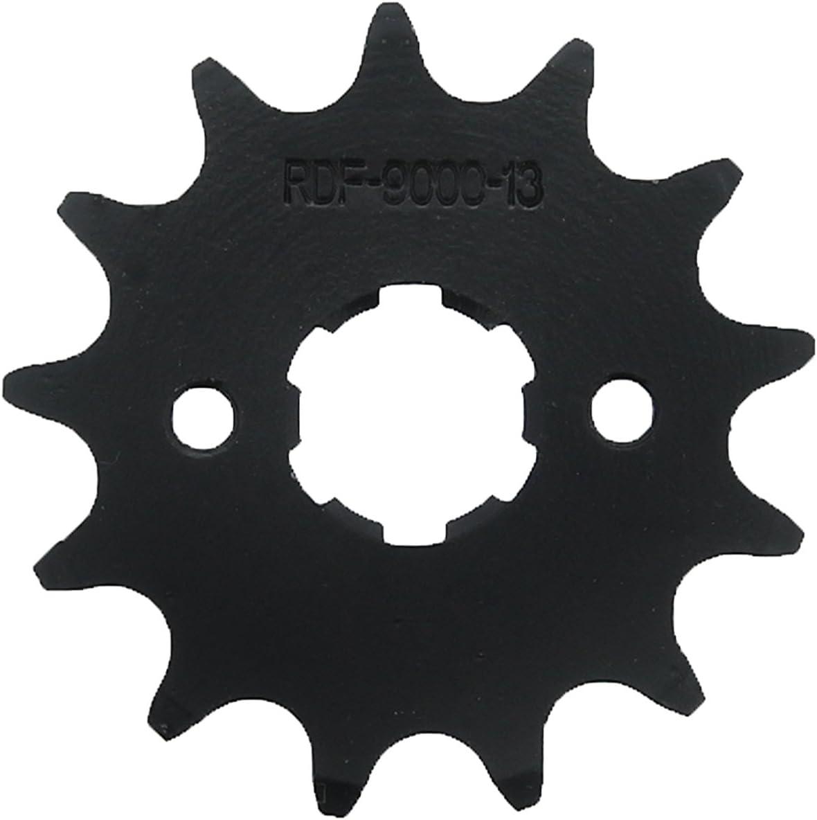 Fits Honda TRX300EX TRX 300EX O Ring Chain /& Sprocket Black 13//36 88O