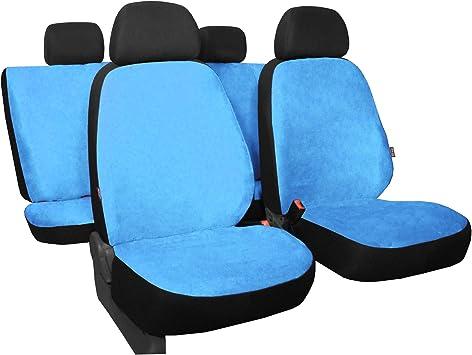 Universal Autositzbezüge für Toyota Auris Blau Sitzbezüge Sitzbezug Autositz PKW