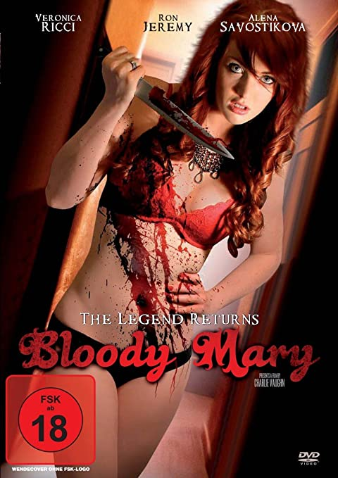 Bloody Mary - The Legend Returns [Alemania] [DVD]: Amazon.es