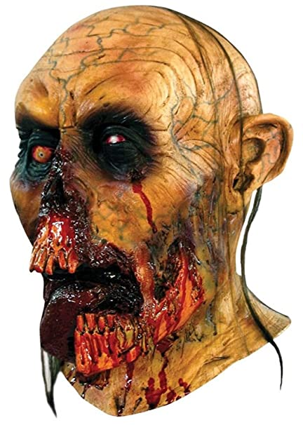 Realistic Scary Halloween Masks.Amazon Com Scary Mask Zombie Realistic Adult Scary Masks For