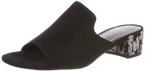 27227, Mules Femme, Noir (Black Comb), 39 EUMarco Tozzi