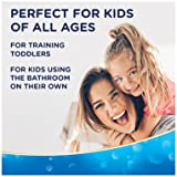 Cottonelle Flushable Toddler Wipes for Kids, Pop-up Tub (Case of 4), 180 Fragrance-Free Wet Wipes in Disney Packaging, Mickey Mouse
