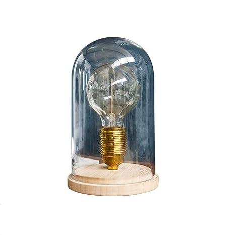 Vintage lámpara de mesa Edison Estilo Retro Edison ...