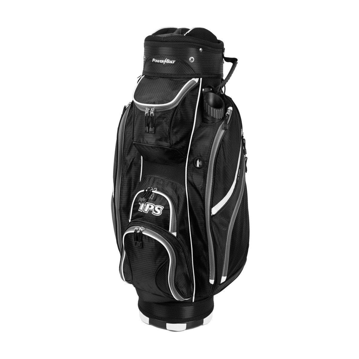 Powerbilt Tps 5400 black/Cart Golf Bag by PowerBilt (Image #1)