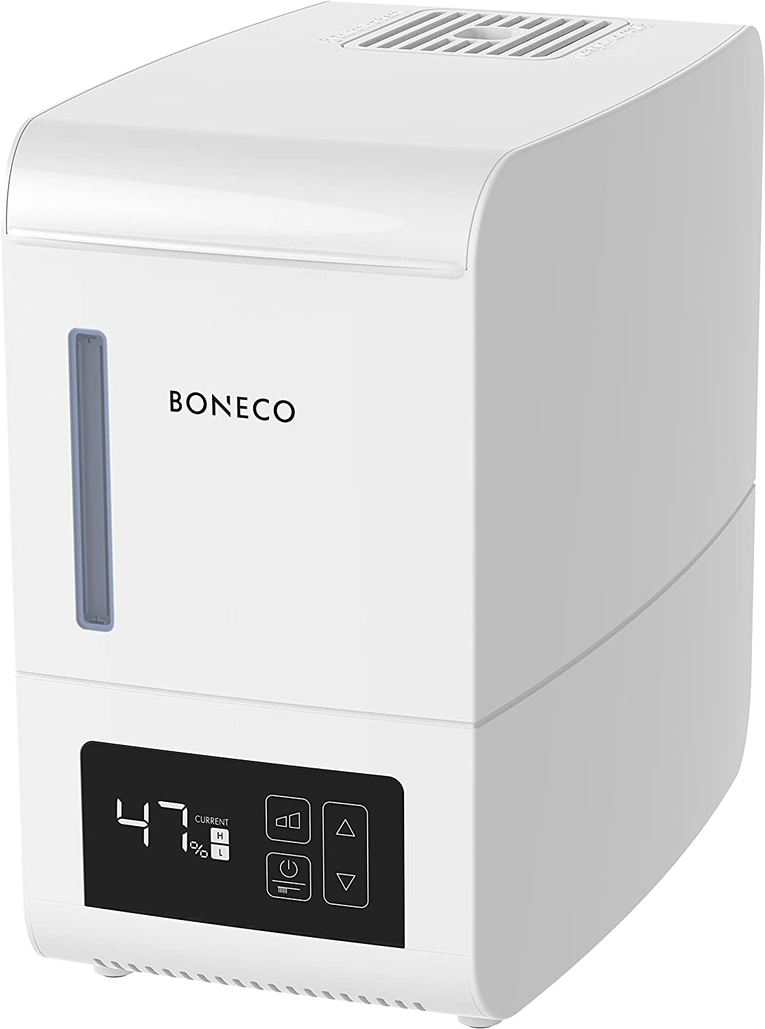 BONECO Digital Steam Humidifier S250 w/Cleaning Mode