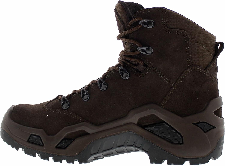 Lowa Mens Z-6S Gote-Tex Suede Boots Marron 582900 9odUZ